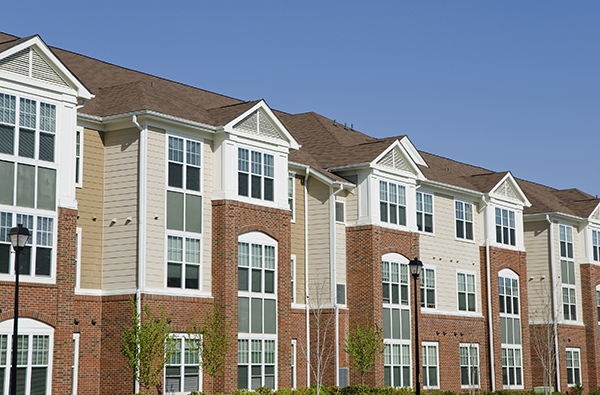 Residential housing cleaning